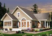 House Plan 64988