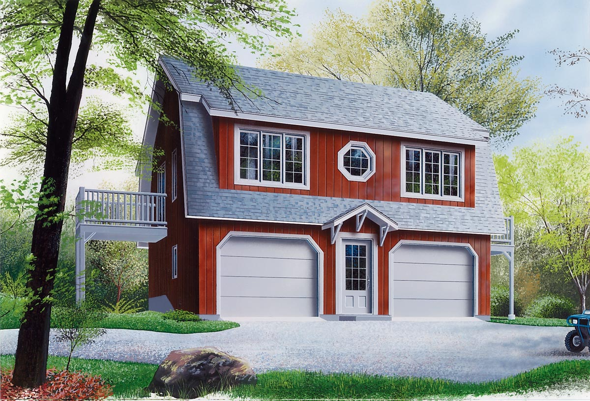 garage plan 65011 at familyhomeplans com please click here to see an even larger picture