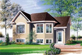 Southern House Plan 65060 Elevation