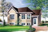 Plan Number 65060 - 816 Square Feet