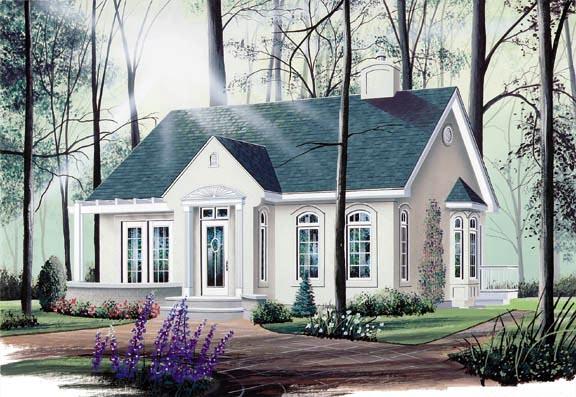 House Plan 65065