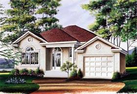 House Plan 65078