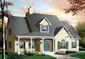 Plan Number 65098 - 2406 Square Feet