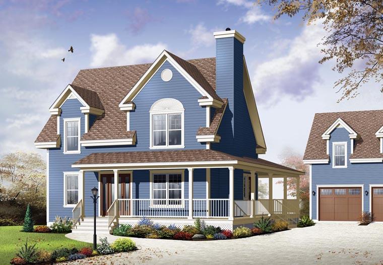 House Plan 65106