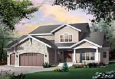 Plan Number 65107 - 3943 Square Feet