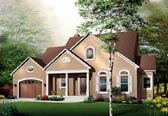 Plan Number 65108 - 2149 Square Feet