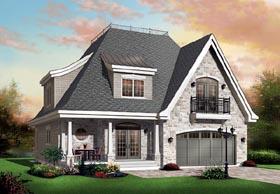 House Plan 65112