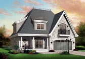 Plan Number 65112 - 2641 Square Feet