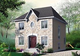 House Plan 65117