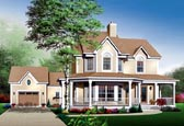 Plan Number 65118 - 1898 Square Feet