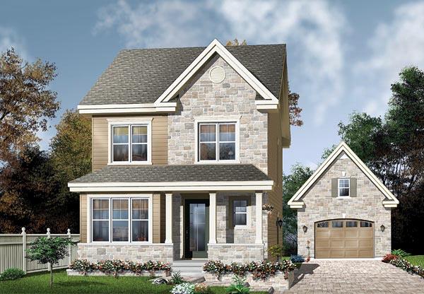 House Plan 65123
