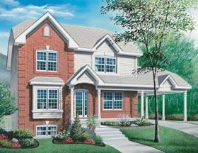 House Plan 65132