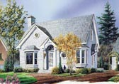 House Plan 65140