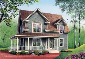 House Plan 65147