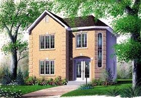House Plan 65149