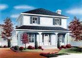 House Plan 65151