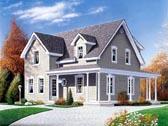 House Plan 65154