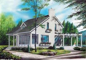 House Plan 65161