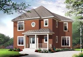 House Plan 65182