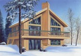 House Plan 65184