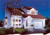 Plan Number 65197 - 1517 Square Feet
