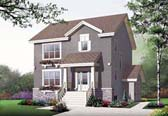 Plan Number 65201 - 2300 Square Feet