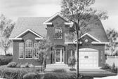 Plan Number 65206 - 1801 Square Feet