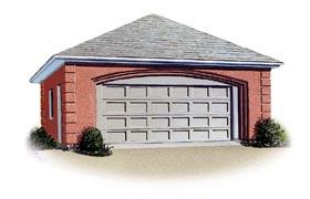 Garage Plan 65266