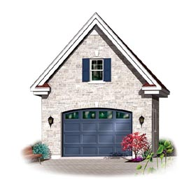 Garage Plan 65303 Elevation
