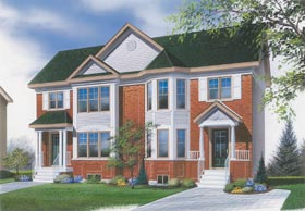 Multi-Family Plan 65321