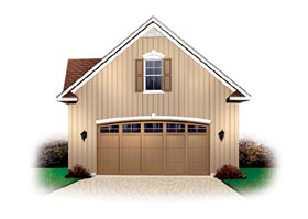 Garage Plan 65335 Elevation