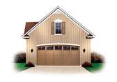 Garage Plan 65335