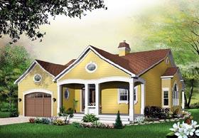House Plan 65343