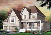 Plan Number 65355 - 3805 Square Feet