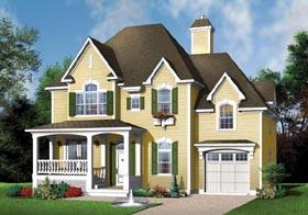 House Plan 65360