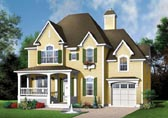 Plan Number 65360 - 1795 Square Feet