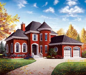 House Plan 65365