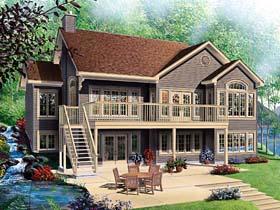 House Plan 65381