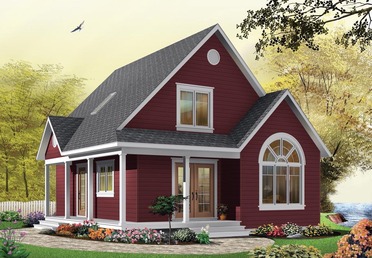 House Plan 65394 At