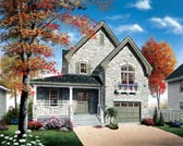 Plan Number 65403 - 1746 Square Feet