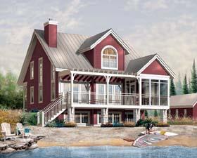 House Plan 65445