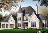 Plan Number 65484 - 3631 Square Feet