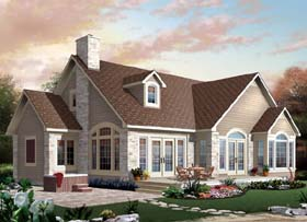 House Plan 65499