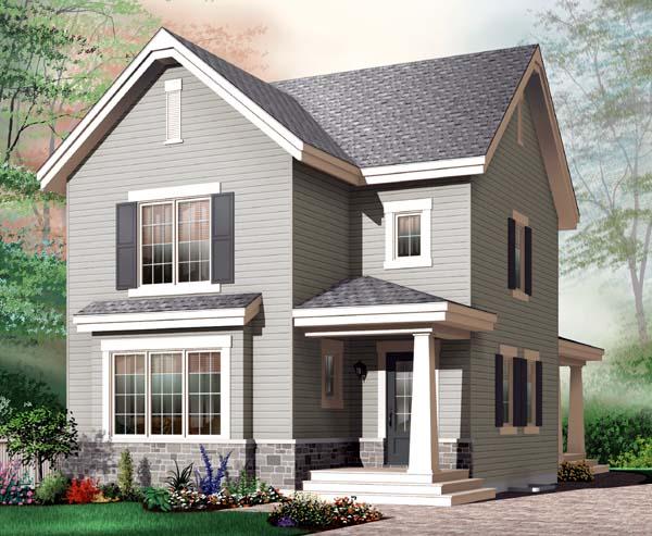 House Plan 65506