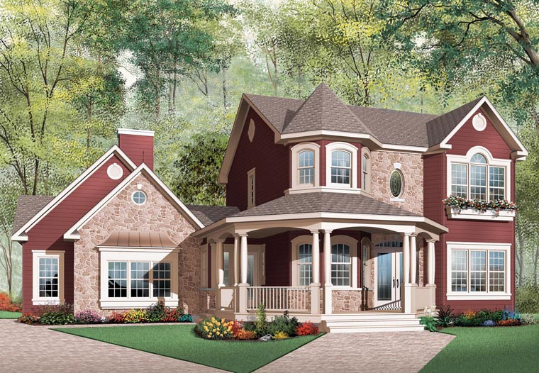 House Plan 65514