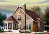 House Plan 65518