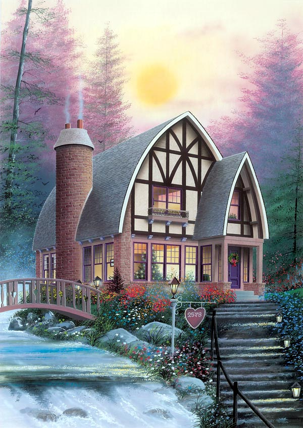 Country European Traditional House Plan 65527 Elevation