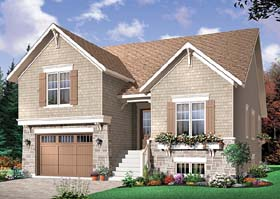 House Plan 65548