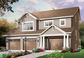 House Plan 65549