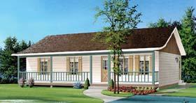 House Plan 65570